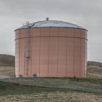 Box Elder Northern Lights Storage Tank