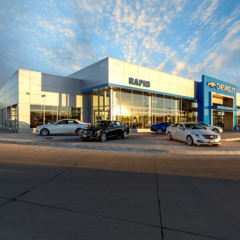 Rapid Chevrolet Cadillac Dealership