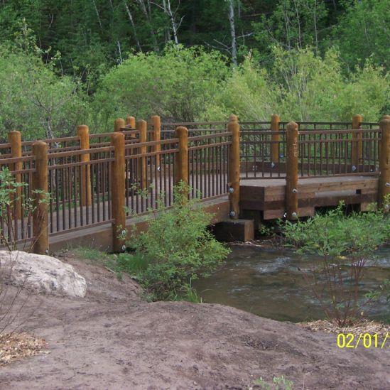 Roughlock Falls Improvement Plan