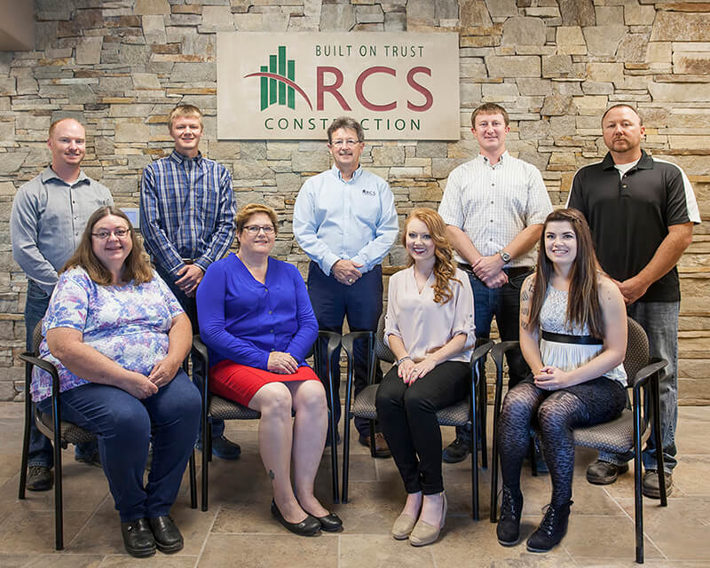 Photo of RCS Construction Staff