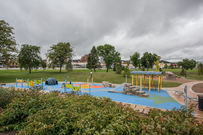 Photo of Outdoor Children's Play Area