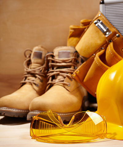 Safety is an essential part of the business at RCS Construction